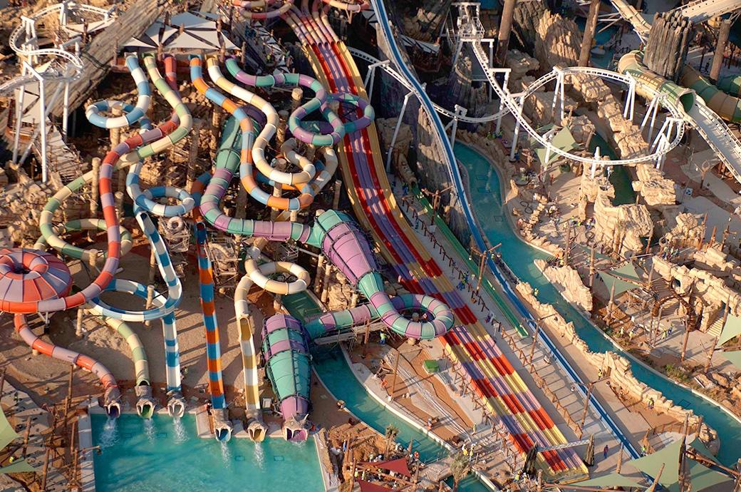Yas-Waterworld-Abu-Dhabi-United-Arab-Emirates